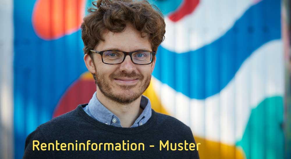 Renteninformation Mus